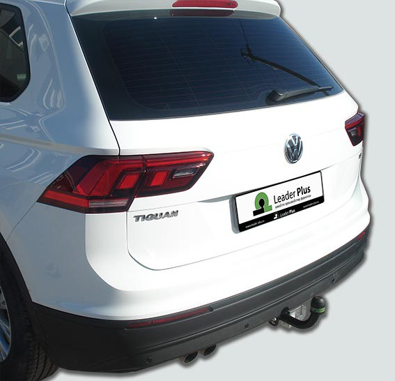 Фаркоп на Volkswagen Tiguan 2 (2016-) (Лидер-Плюс V126-A)