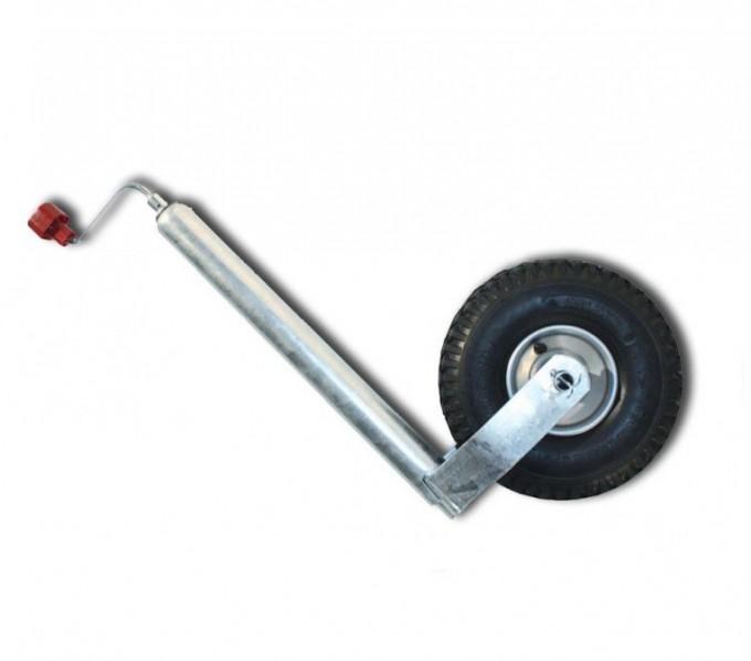 Опорное колесо в сборе (пневмат. колесо) (D=48), 250 кг