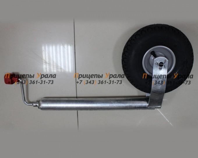 Опорное колесо в сборе (пневмат. колесо) (D=48), 200 кг