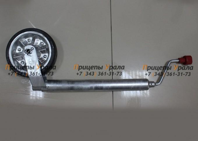 Опорное колесо для прицепа (D=48), 300 кг