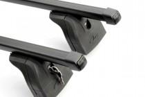 LUX Стандарт - багажник на низкие рейлинги с замком