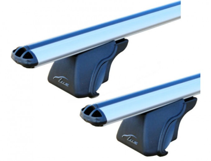 LUX Классик Аэро 52 - багажник на рейлинги (1,2м)