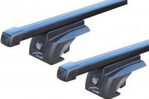 LUX Элегант Стандарт - багажник на рейлинги (1,3м)