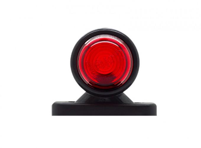 Фонарь габаритный бело-красный ГФ 3.1 00/01