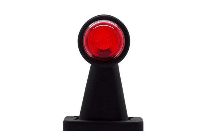 Фонарь габаритный бело-красный ГФ 3.3 00/01