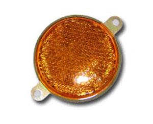 Отражатель оранжевый (круглый) ФП 316-01