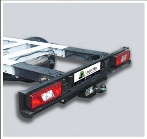 Фаркоп на Ford Transit шасси (2013-) (Лидер-Плюс F123-F)