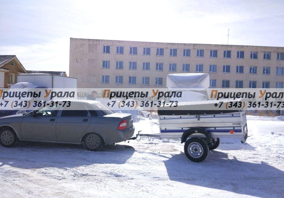 Прицеп Бэст 718720 на Космонавтов, 81а