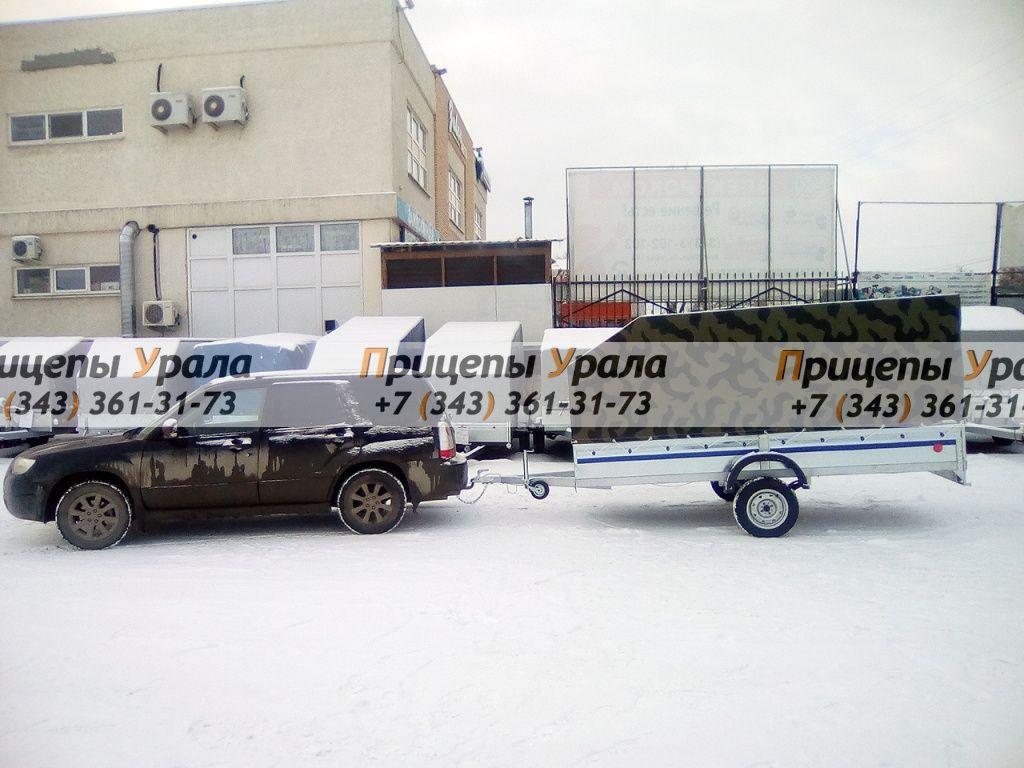 Прицеп Снегоход 718735