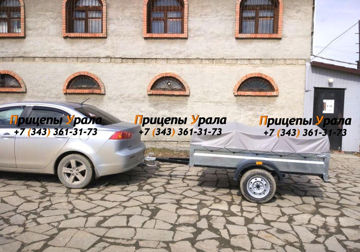 Автоприцеп Кремень 2,0
