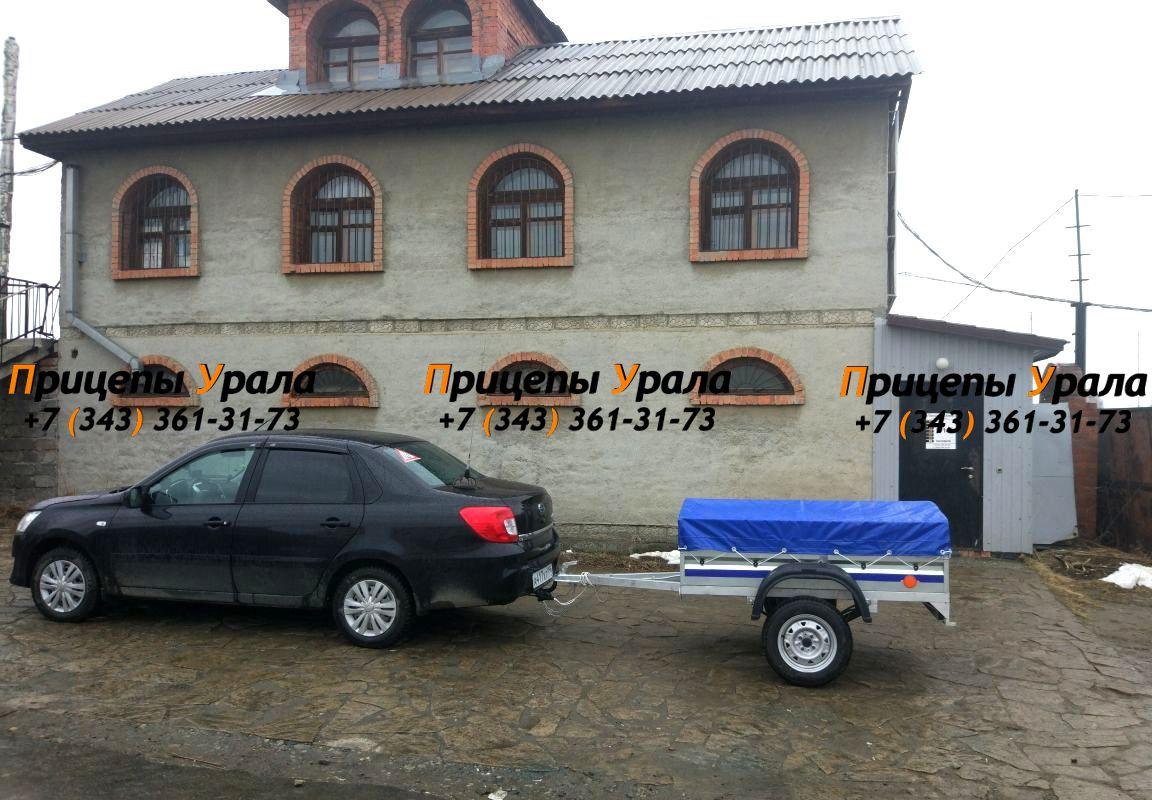 Воронежский прицеп
