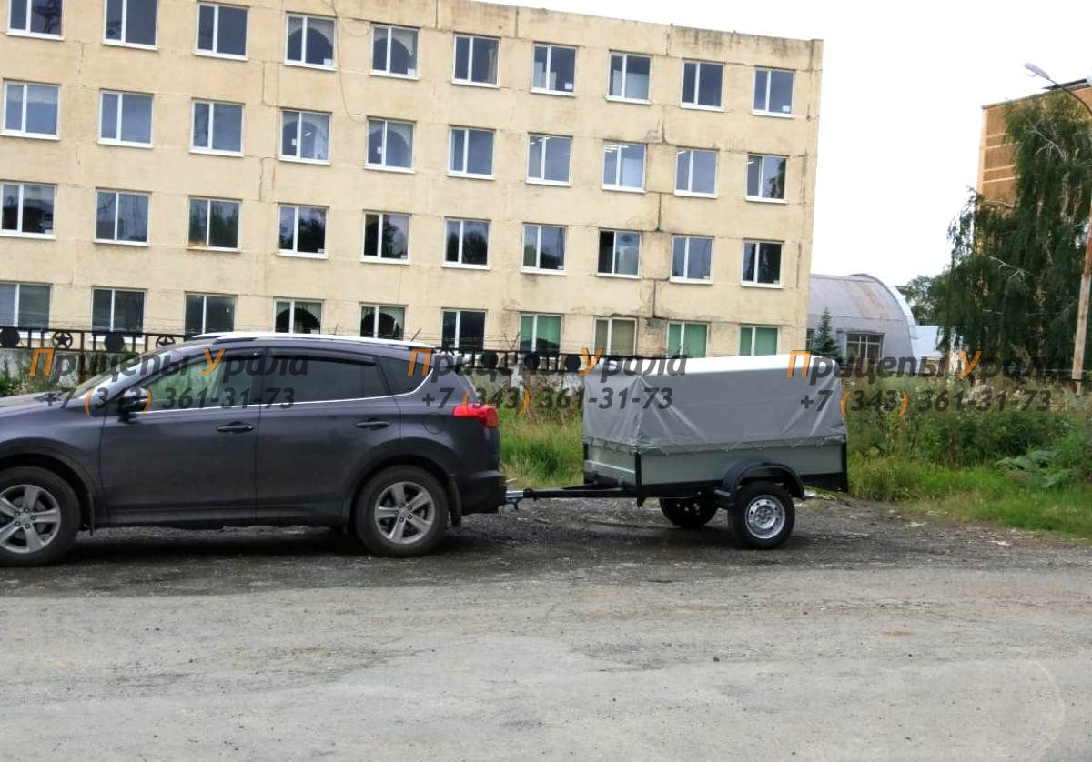 Прицеп Викинг ИЖ-00