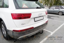 Фаркоп на Audi Q7 (2015-) (Лидер-Плюс A105-A)