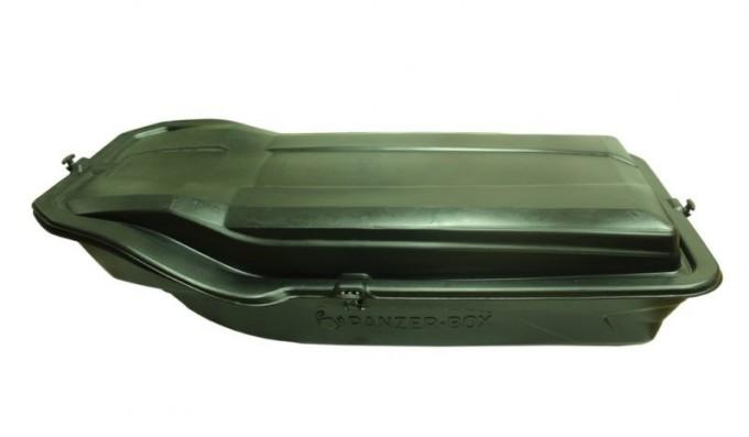Сани Panzerbox 1700 (с обвязкой, отбойником и крышкой)