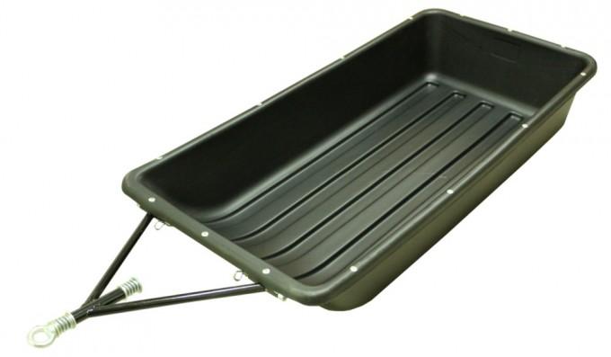 Сани Panzerbox C6 с обвязкой и демпфером 40 см)
