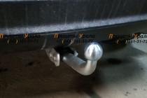 Полностью ОЦИНКОВАННЫЙ фаркоп на Jeep Grand Cherokee WK2 (2010 -) розетка с поворотным механизмом (Galia J010A)