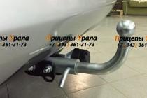Быстросъемный фаркоп TAVIALS на Renault Duster (2010-2014), (2014-), Nissan Terrano (2014-) (Лидер-Плюс R115-BA)