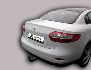 Фаркоп на Renault Fluence (2009-) (Лидер-Плюс R120-A)