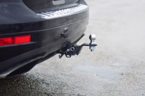 Фаркоп на Volkswagen Touareg (2002-2018), Porsche Cayenne (2002-2018) (PT Group 20031501)