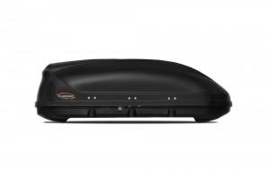 """Автомобильный Бокс на крышу """"Turino Compact""""  (360 литров, черный)"""