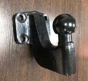 Шар фаркопа G с понижением кованый черный (Grand)