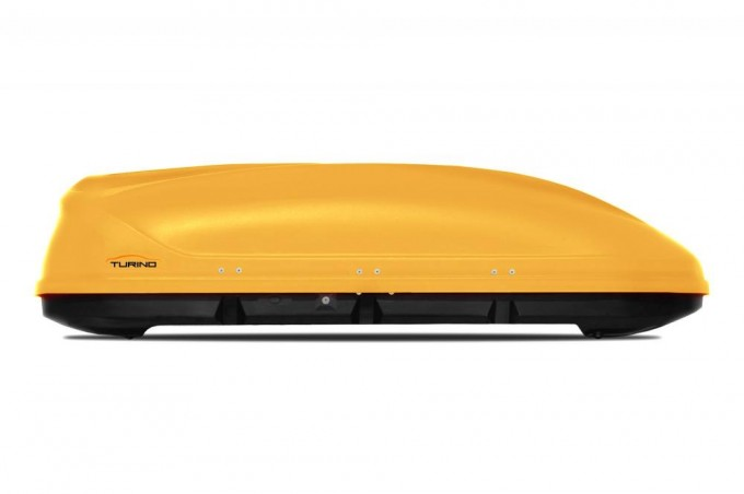 "Автомобильный Бокс на крышу ""Turino 1"" (410 литров, желтый)"
