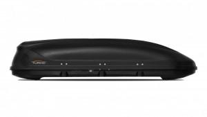 """Автомобильный Бокс на крышу """"Turino Sport""""  (480 литров, черный) двухстороннее открывание"""
