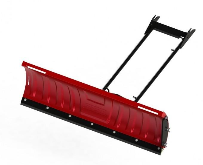 Отвал для снега (Красный)