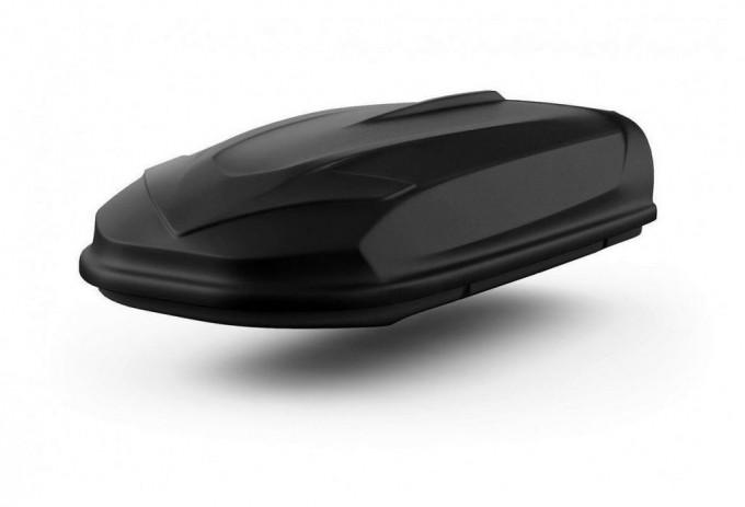 Автобокс Avatar YUAGO (460 л) (Euro Lock) черный