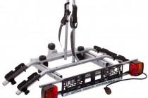 Велокрепление AMOS TITAN 2 PLUS для перевозки 2-ух велосипедов на фаркопе