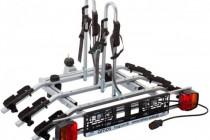 Велокрепление AMOS TITAN 3 PLUS для перевозки 3-ех велосипедов на фаркопе