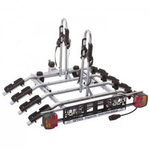 Велокрепление AMOS TITAN 4 PLUS для перевозки 4-ех велосипедов на фаркопе