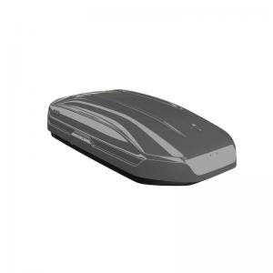 Бокс на крышу LUX TAVR 175 (серый глянец) 450л