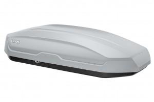 Бокс на крышу LUX TAVR 175 (серый матовый) 450л
