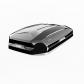 Бокс на крышу LUX TAVR 175 (черный глнец) 450л