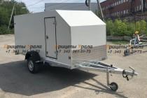 Прицеп - Фургон 716124 (R13)