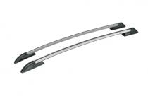 Рейлинги для Toyota RAV 4 (2005-2014) серые