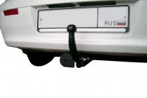 Фаркоп для Mitsubishi Lancer X, кроме Evolution (2008-2012) Трейлер 7130